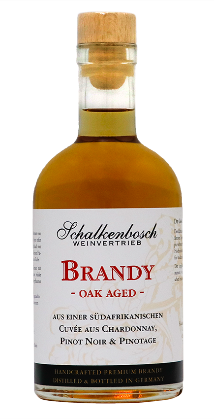 Brandy Oak aged CASK STRENGTH