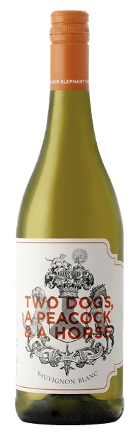 Two Dogs, A Peacock and a Horse - Sauvignon Blanc 2019