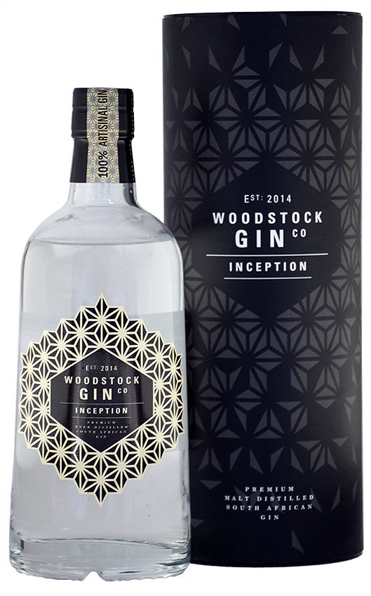 Inception malt distilled Gin
