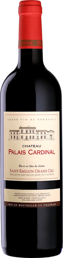 Saint-Emilion Grand Cru 2015
