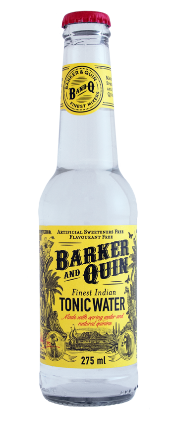 Barker and Quin Tonic Water