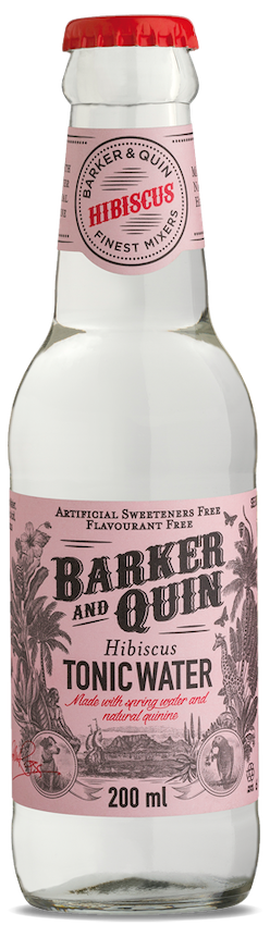 Barker and Quin Hibiscus Tonic