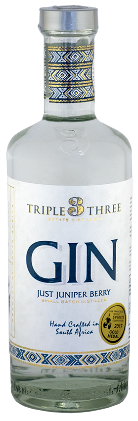 Gin 100% Juniper Berry 0,5l