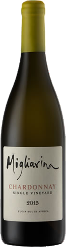 Single Vineyard Chardonnay 2015