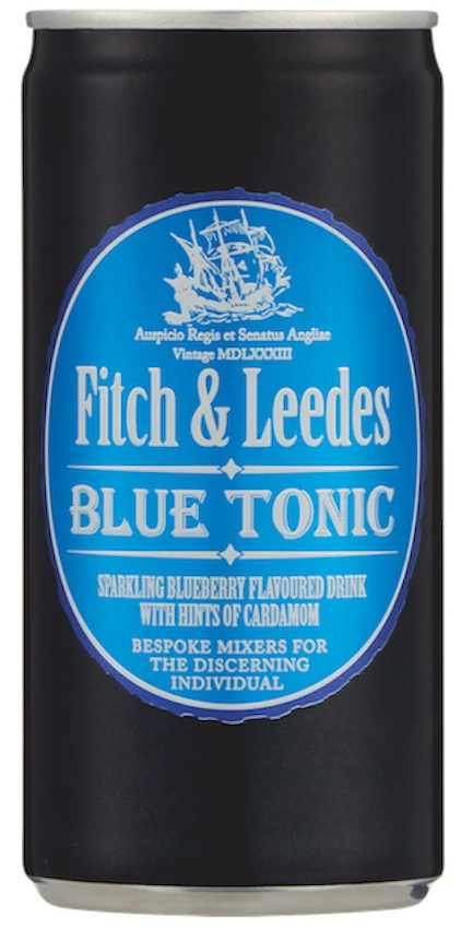Fitch & Leedes Blue Tonic