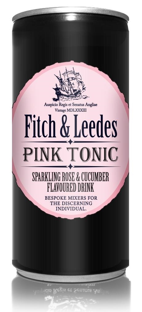 Fitch & Leedes Pink Tonic